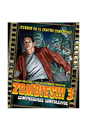ZOMBIES!!! 3 - COMPRADORES CONVULSIVOS  - EXPANSIO