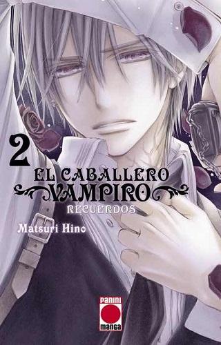 CABALLERO VAMPIRO: RECUERDOS 02