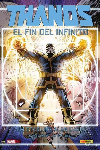 THANOS: EL FIN DEL INFINITO (MARVEL GRAPHIC NOVELS