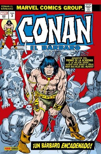 CONAN EL BARBARO: LA ETAPA MARVEL ORIGINAL 03. ¡UN