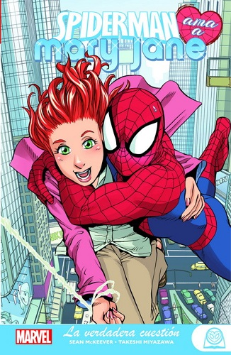 MARVEL YOUNG ADULTS. SPIDERMAN AMA A MARY JANE 01.