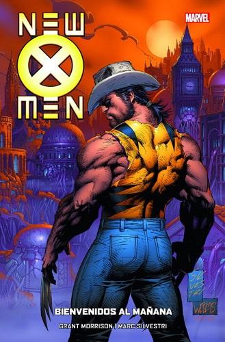 NEW X-MEN 7 DE 7: BIENVENIDOS AL MAÑANA