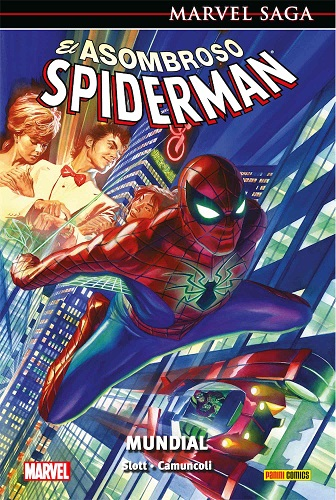 ASOMBROSO SPIDERMAN 51. MUNDIAL (MARVEL SAGA 11