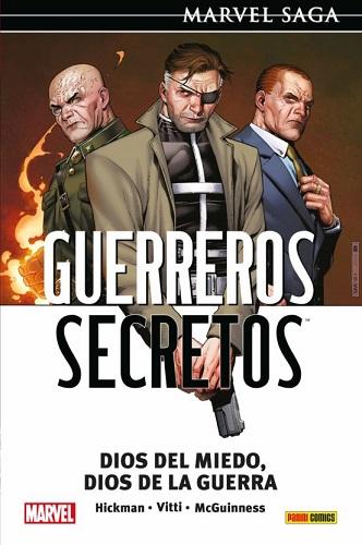 GUERREROS SECRETOS 02. DIOS DEL MIEDO, DIOS DE LA