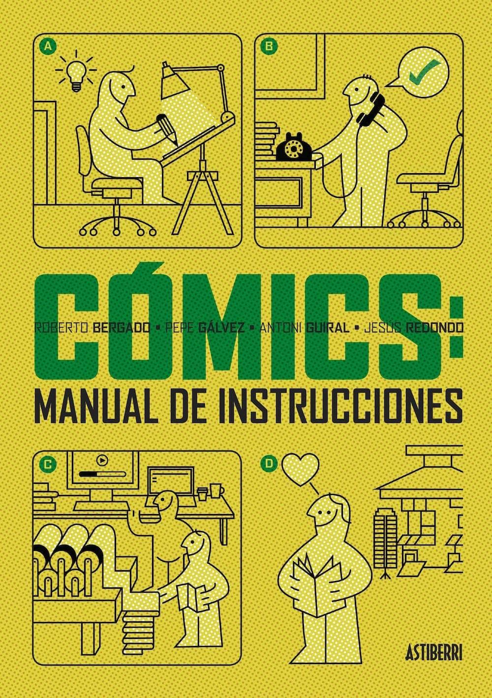 COMICS: MANUAL DE INSTRUCCIONES