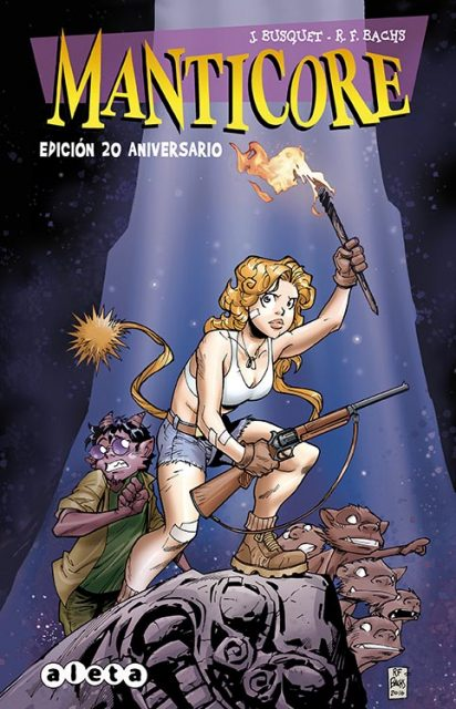 MANTICORE (EDICION 20 ANIVERSARIO)