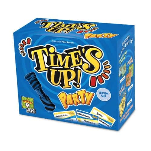 TIMES UP! PARTY 2 (AZUL)