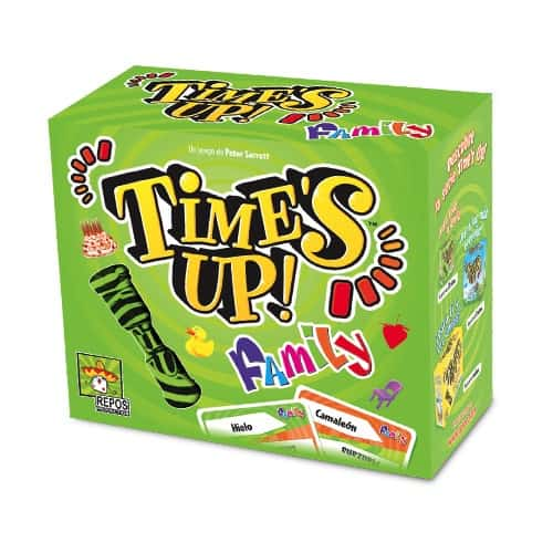 TIMES UP! FAMILY 1 (VERDE)