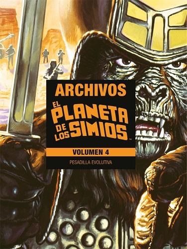 PLANETA DE LOS SIMIOS. ARCHIVOS 04 (LIMITED EDI