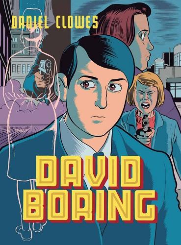 DAVID BORING 7º EDICION (RUSTICA)