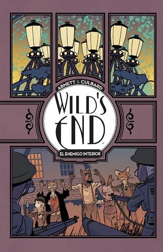 WILDS END. EL ENEMIGO INTERIOR
