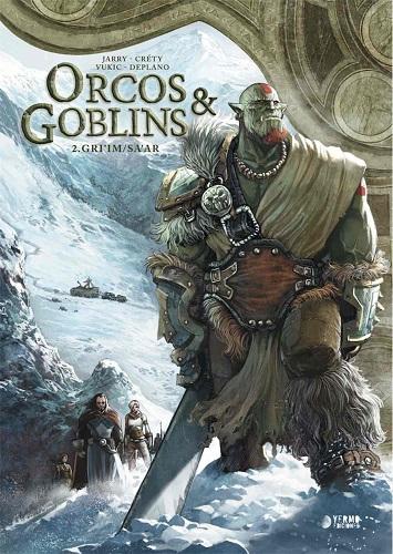 ORCOS Y GOBLINS 02: GRIIM/SAAR