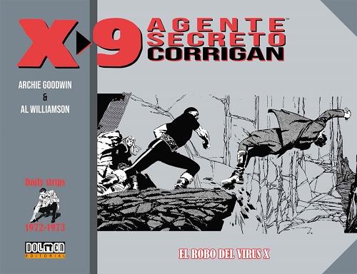 AGENTE SECRETO X-9. (1972-1974)