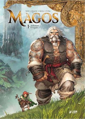 MAGOS 01. ALDORAN/ERAGAN