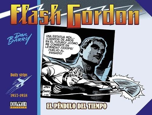 FLASH GORDON. EL PENDULO DEL TIEMPO 1957-1958 (DAI