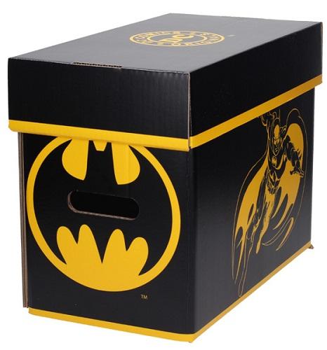 BATMAN CAJA PARA COMICS DC COMICS