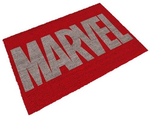 LOGO MARVEL FELPUDO MARVEL COMICS