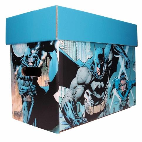 BATMAN JIM LEE CAJA PARA COMICS DC COMICS