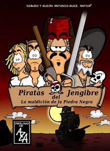PIRATAS DEL JENGIBRE. LA MALDICION DE LA PIEDRA NE
