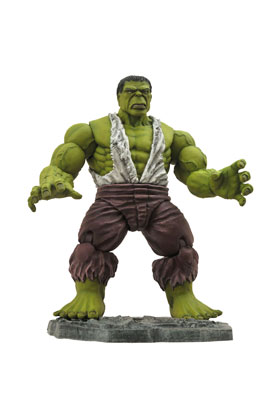 SALVAJE HULK FIGURA 24 CM MARVEL SELECT