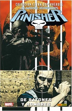 MARVEL KNIGHTS. PUNISHER: DE RATONES Y HOMBRES