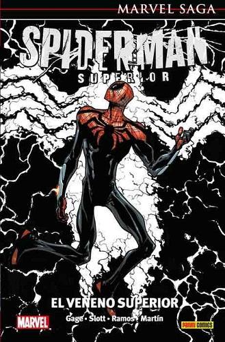 ASOMBROSO SPIDERMAN 43. SPIDERMAN SUPERIOR: EL
