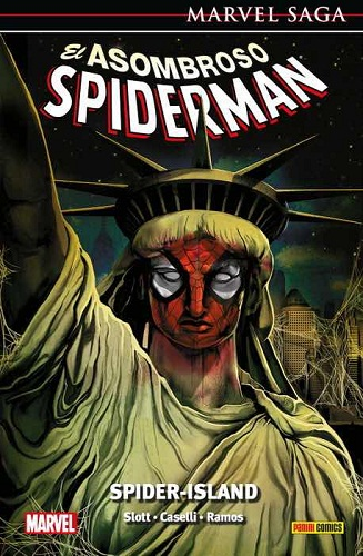 ASOMBROSO SPIDERMAN 34. SPIDER-ISLAND  (MARVEL