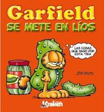 GARFIELD. SE METE EN LIOS