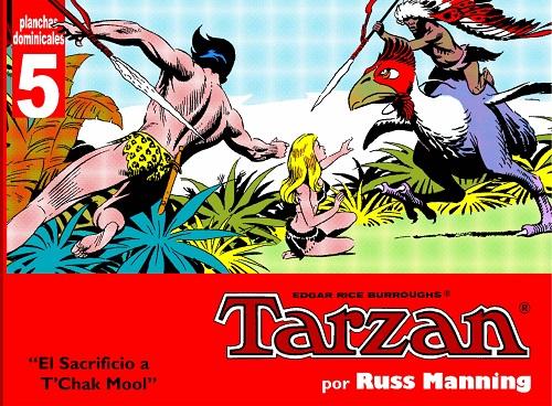 TARZAN - PLANCHAS DOMINICALES 5