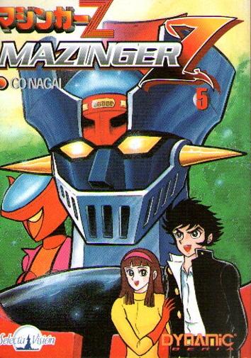 MAZINGER Z 05