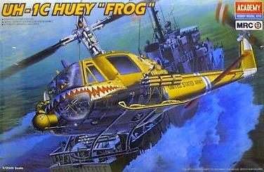 UH-1C HUEY FROG 1/35