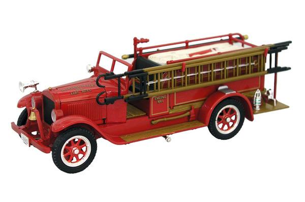 REO FIRE TRUCK 1928 1/32