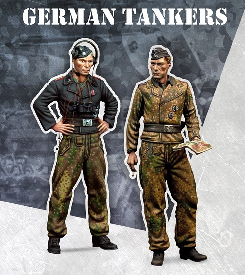 GERMAN TANKER 1/48 (2)