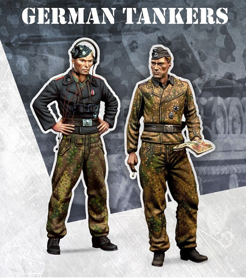 GERMAN TANKERS 1/72 (2)