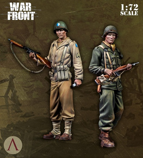 US ARMY ETO 1/72 (2)