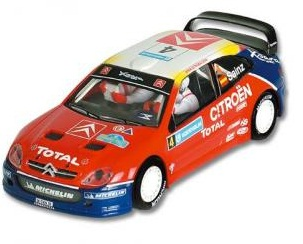 CITROEN XSARA WRC SUECIA DIGITAL SYSTEM
