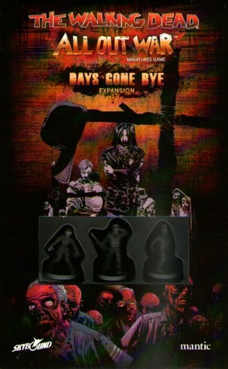 DAYS GONE BYE. THE WALKING DEAD EXPANSION