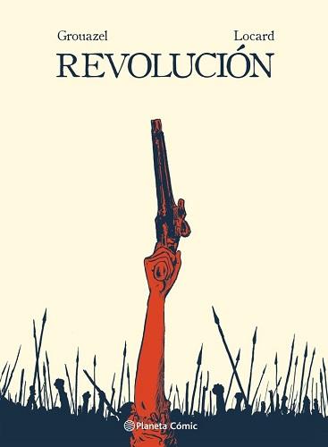 REVOLUCION 01. LIBERTAD