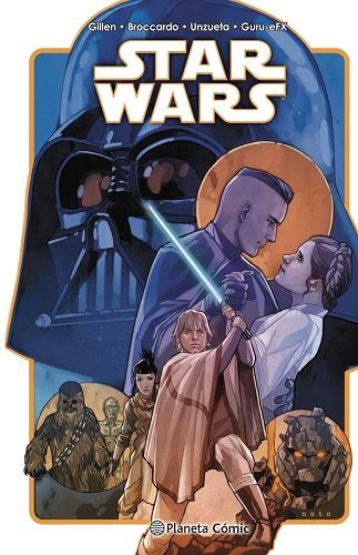 STAR WARS TOMO 12/13