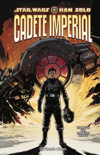 STAR WARS HAN SOLO CADETE IMPERIAL