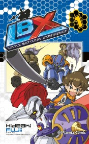 LITTLE BATTLERS EXPERIENCE (LBX) 1