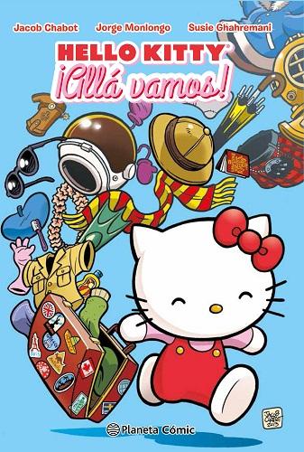 HELLO KITTY ¡ALLA VAMOS!