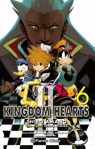 KINGDOM HEARTS II 06