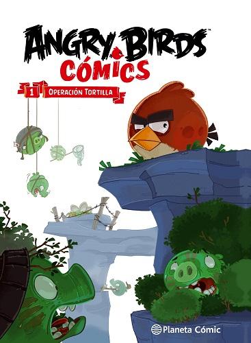 ANGRY BIRDS 01. OPERACION TORTILLA