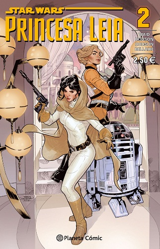 STAR WARS PRINCESA LEIA 02
