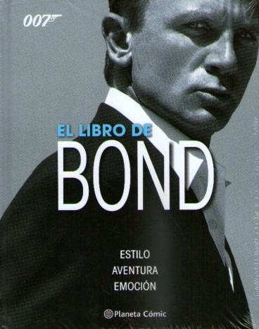 LIBRO DE BOND