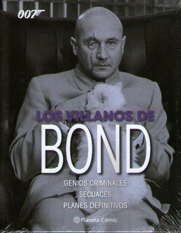 VILLANOS DE BOND