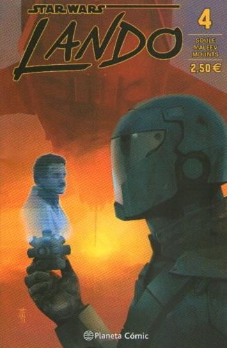 STAR WARS: LANDO 04 (D05)