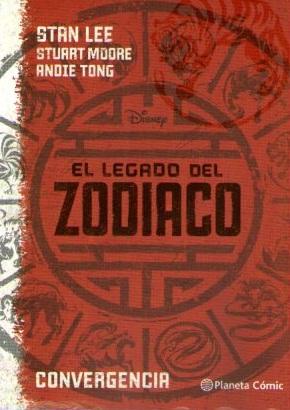LEGADO DEL ZODIACO. CONVERGENCIA