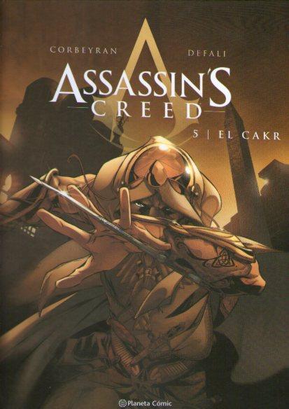 ASSASSIN'S CREED 05. EL CAKR